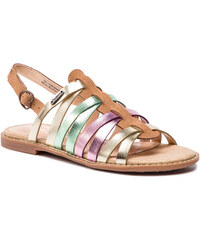 bbeeda0005b7 Sandále PEPE JEANS - Bio Cross PGS90098 White 800 - Glami.sk