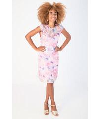 56f3ee8a0b54 Smash ELIZABETH Dámské šaty fialové