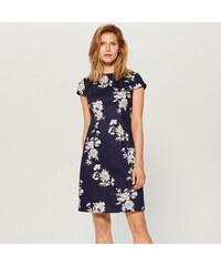 518103538b86 Mohito - Kvetované šaty - Modrá