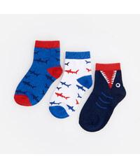 fab4b648fd Reserved - 3 pár zokni csomagban - Tengerészkék