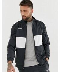 ed12a6227f8a Nike FC Track Jacket In Black - Black