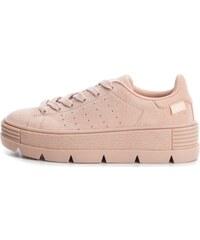 4115f3a2d418 Ružové Dámske topánky na platforme