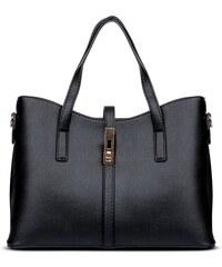 Černá dámská kabelka Esoria Viana - noire 6e973a9cc3f