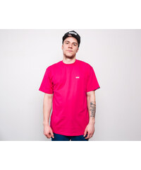 240896e32a Vans oversized checkerboard t-shirt in pink Exclusive at ASOS - Pink ...