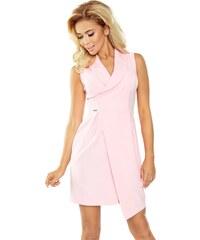68f2062a9f40 Numoco Dámské šaty 153-1 pink
