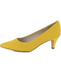 917c749528fc Tamaris žluté lodičky Sun 1-22415-22
