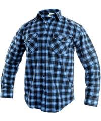 15565447ae3d Canis Pracovná flanelová košeľa TOM