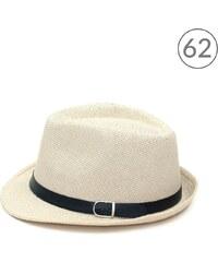 85c3ac187 Béžový pánský klobouk Jonáš slaměný Mes 80019 - Glami.cz
