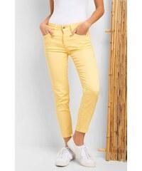 3c7cece23de2 Žlté Dámske nohavice