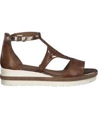 bb6e9531692e Kožené dámské sandály