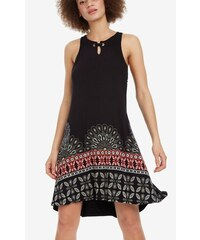 f848b6209b99 spanelska. Desigual černé šaty Valery