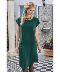 da73af265579 Zelené šaty
