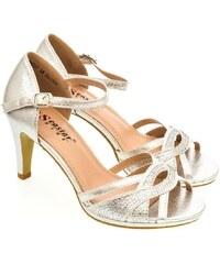 5d5ded0cbfe0 Dámske topánky na podpätku z obchodu John-C.sk