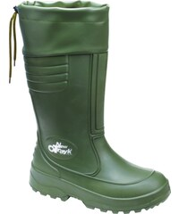 33ab0287361d DEMAR - Pánske zimné gumáky NEW TRAYK S FUR 0206 zelené
