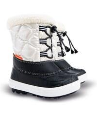 7e98cb62d8 DEMAR - Detské zimné snehule FURRY 2 1500 C biela