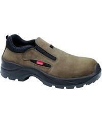 e9532f24b648 DEMAR - Poľovnícke trekové topánky TREK M6 6465 hnedé - Glami.sk