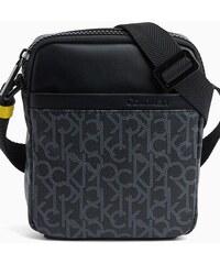 6b861323e9 Calvin Klein černá pánská taška CK Mono Mini Reporter