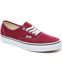 45f59afdfb841 Tenisky Vans Authentic rumba red-true white