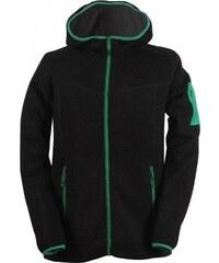 6a17d8998a14 HEDEN -pánský svetr s kapucí a zipem(flatfleece) Barva  010-2117