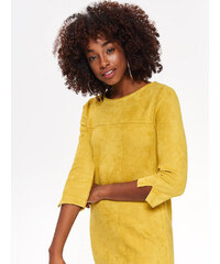 242541623d06 Top Secret LADY S DRESS Yellow