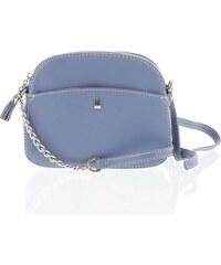 1615071e4d Dámská světle modrá crossbody mini kabelka - David Jones Shirley modrá