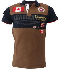 10ebce2c1500 CANADIAN PEAK polokošile pánská KIPEAK SS MEN CP