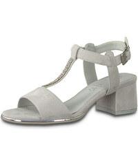 6580eba94b1a Jana Dámske sandále 8-8-28241-22-204 Light Grey