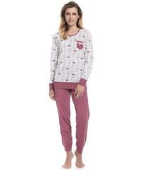 ca7704d92 EVONA a.s. Dámske pyžamo AMORE - P AMORE BASS XL - Glami.sk