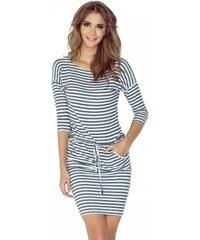b84dd1083d Numoco 82591 Fehér Hétköznapi női ruha
