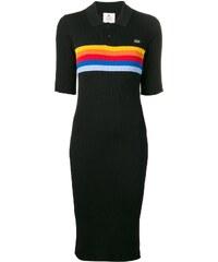 d52f3852cb3f Lacoste Live midi shirt dress - Black