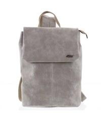 bb63d72d28 Väčší mäkký dámsky moderný béžový ruksak - Ellis Elizabeth béžová