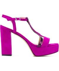 d2ef4cd0376e Marc Ellis classic heeled sandals - Purple