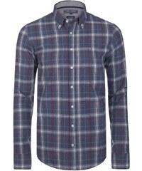 1b9cd27a40c9 Modro-šedá regular fit košile TOMMY HILFIGER