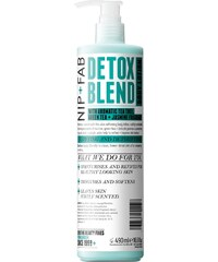 NIP+FAB - Detox Blend - Bodylotion 490ml - Transparent