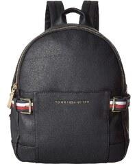 32bd97b9fa Tommy Hilfiger Meriden Pebble PVC Backpack Black