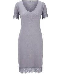 e5cdd3156eaf Heine Úpletové šaty světle šedá