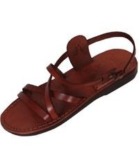 3588eb4cc147 Faraon Sandals Unisex kožené sandály Pepi