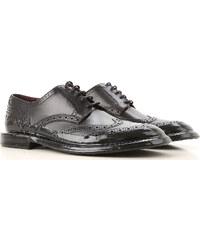 8e22e7ec2a Dolce   Gabbana Šněrovací boty pro muže Oxfordky