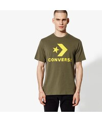 539b60d827 Converse Tričko Ss Star Chevron Tee Muži Oblečenie Tričká 10007888-a09