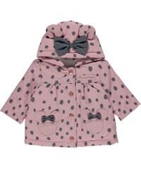 b79bd47a49 Kojenecká jarní bunda GEORGE, růžová, motiv Minnie mouse
