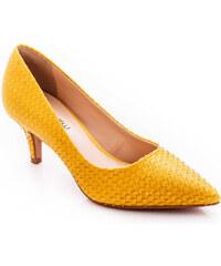 f1a5c36d94 Sárga Magassarkú cipők | 90 termék egy helyen - Glami.hu