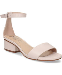381d2912e842 Insolia Telové dámske sandále na nízkom podpätku
