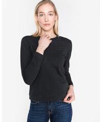 2bd62dc7d66c Calvin Klein Jeans Print Logo Crop Top - Ck black - Glami.cz