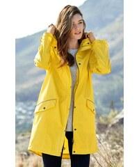 9e89fdeeb2fa Žlté Dámske bundy a kabáty