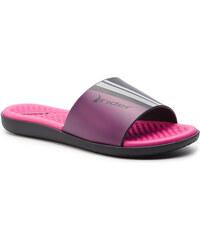 114e5304b186 Papucs RIDER - Splash Fem 82611 Black/Pink 22295