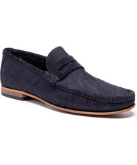 6af3530b1e Mokasíny TOMMY HILFIGER - Core Denim Loafer FM0FM02199 Denim 404