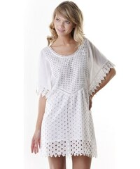 30fdc256d663 Iconique Dámske plážové šaty Anna biela