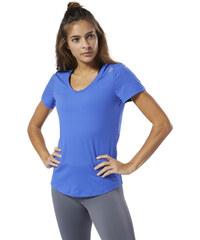 8fc2fdd788e3 Dámske tričko Reebok WOR SW TEE (Modrá)