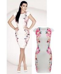 Luxusní bílé šaty