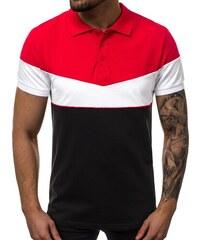 38ff03797d Piros Férfi pólók és atlétatrikók | 2.440 termék egy helyen - Glami.hu